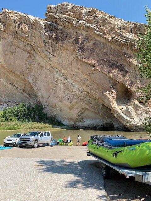 Split Mountain Boat Ramp